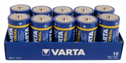 Varta Industrial High Energy - C - 10-pk